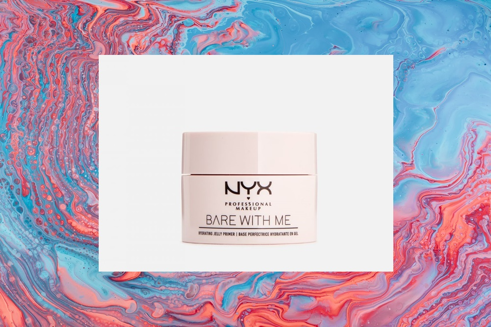 Nyx Professional, MakeupBare With Me Hydrating Jelly Primer