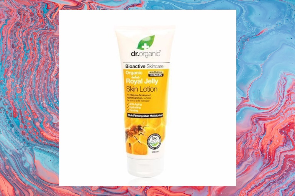 Dr. Organic, Organic Royal Jelly Cellulite Cream